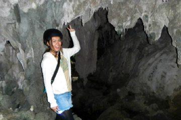 サンガラの滝ツアー&鍾乳洞探検