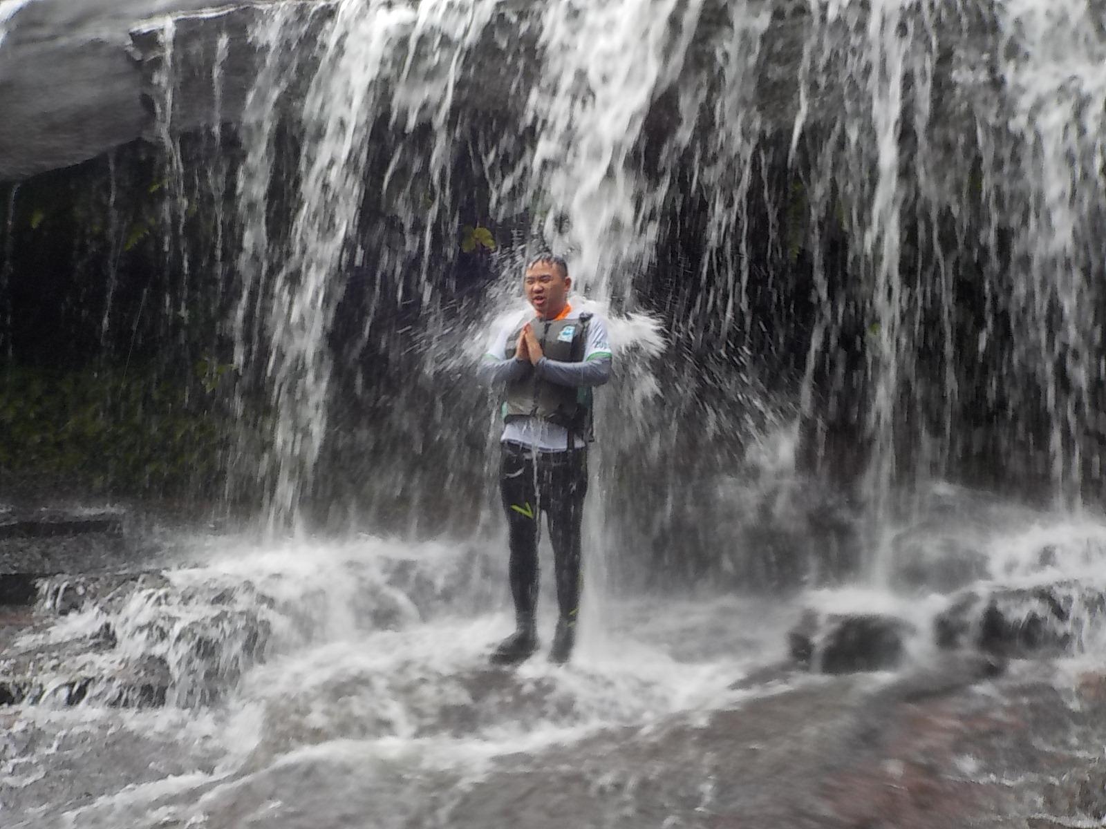 あいにくの雨でしたが、おもいっきり楽しみました!!